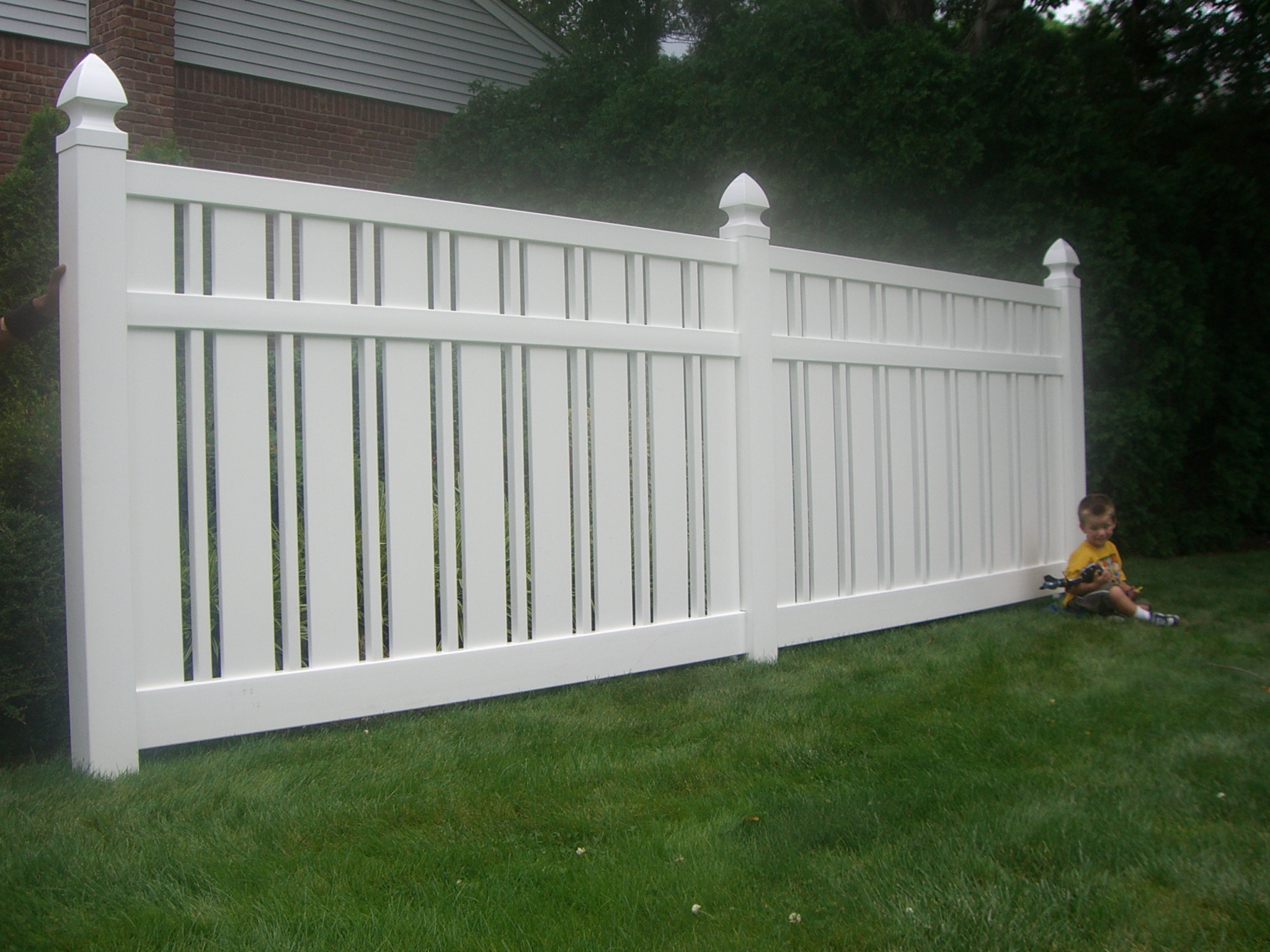 aluminum fence installation freehold nj fencing contractor in
